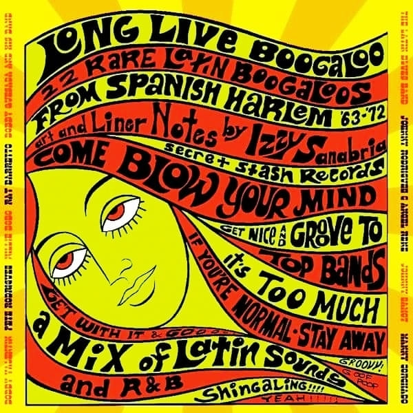 1969: Metamorfosis (del boogaloo al rock latino).