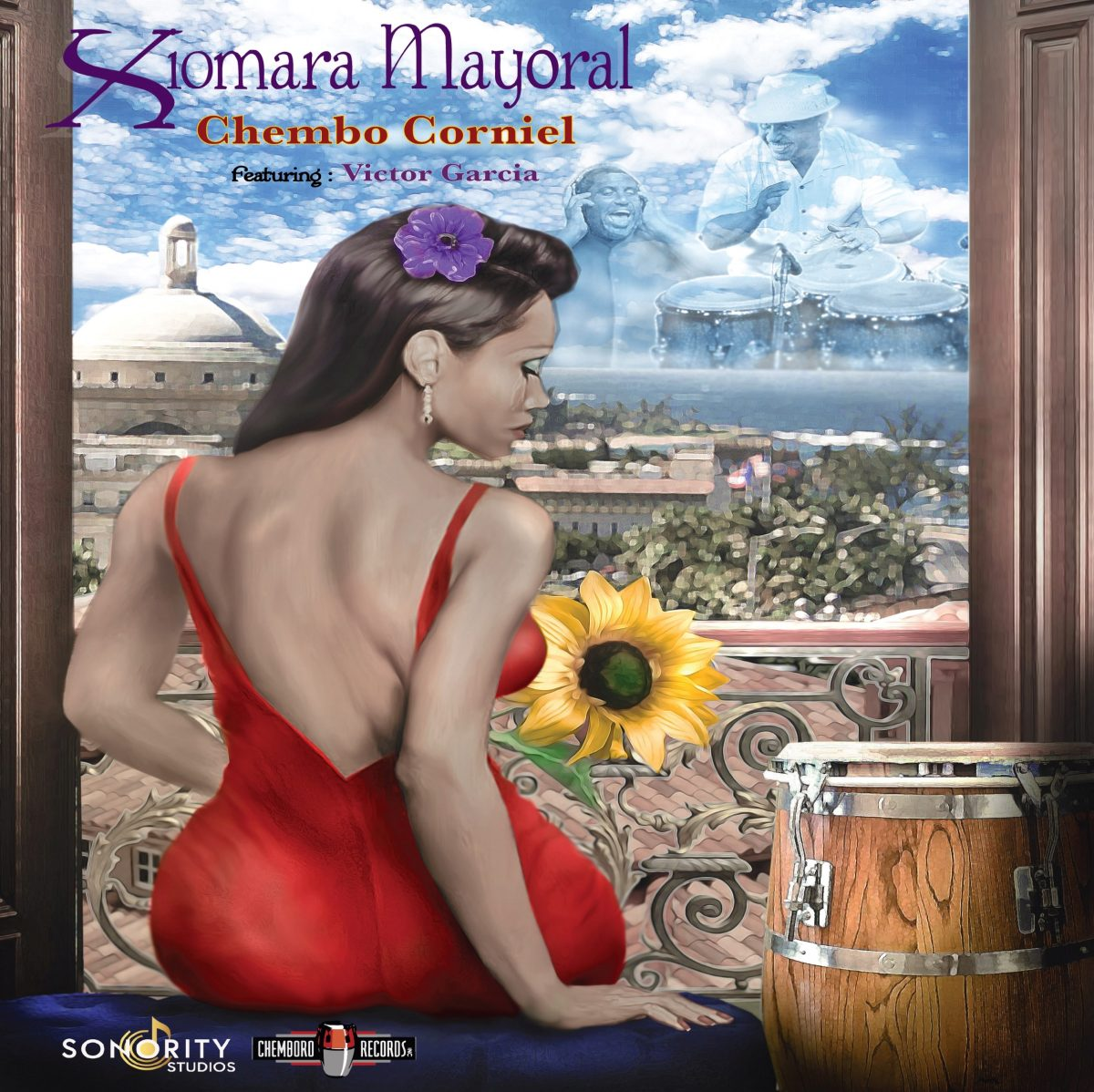 """XIOMARA MAYORAL"" – CHEMBO CORNIEL feat VÍCTOR GARCÍA"