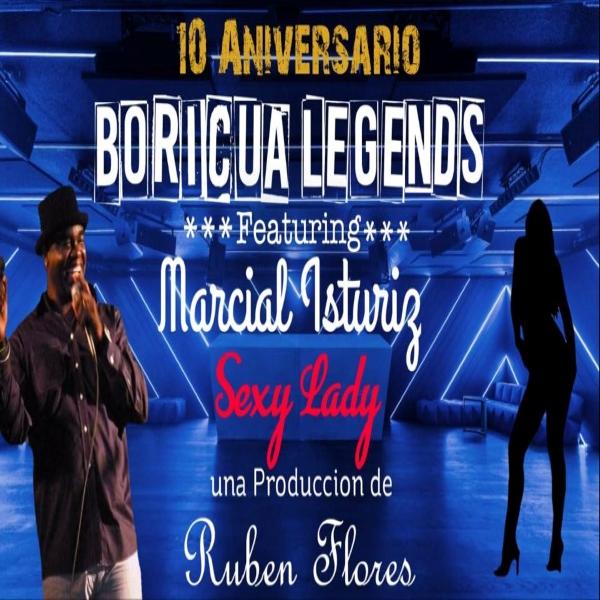 """""""SEXY LADY"""" – PEDRO POCHOLO SEGUNDO Y SUS BORICUA LEGENDS feat MARCIAL ISTÚRIZ"""
