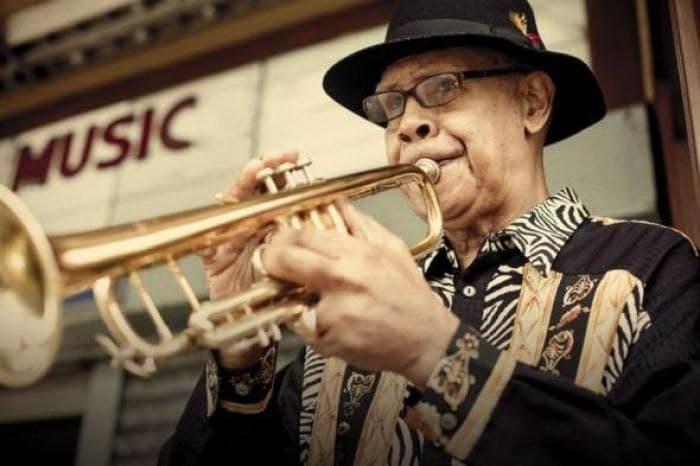 Fallece el trompetista panameño 'Vitín' Paz