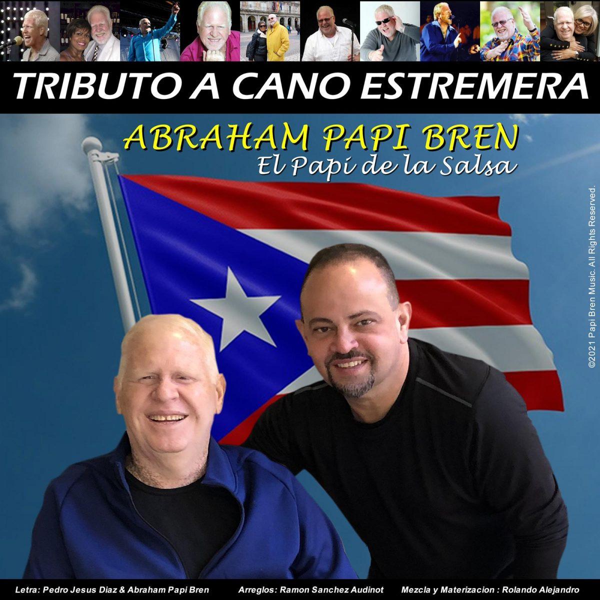 """ABRAHAM """"PAPI"""" BREN DEDICA TEMA A CANO ESTREMERA"""