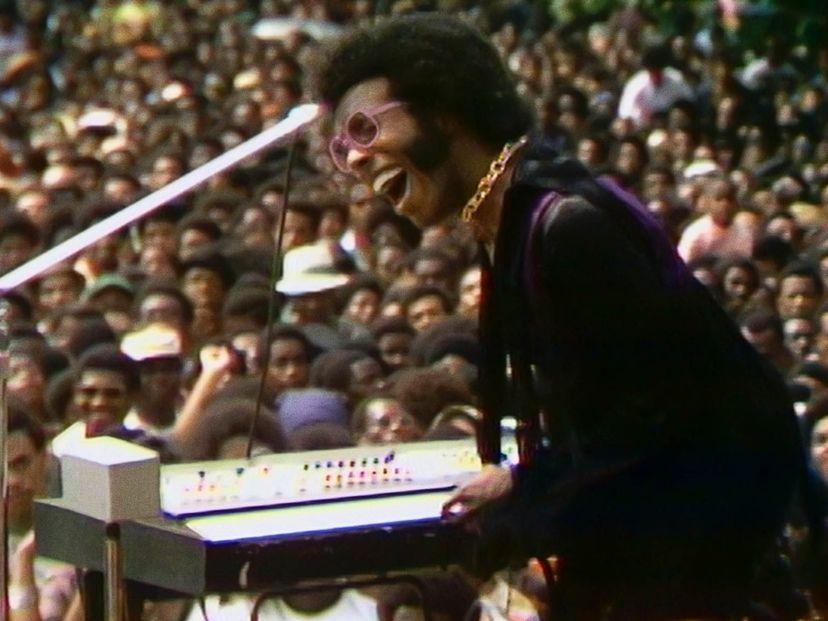 "El ""Woodstock negro"" ve al fin la luz"
