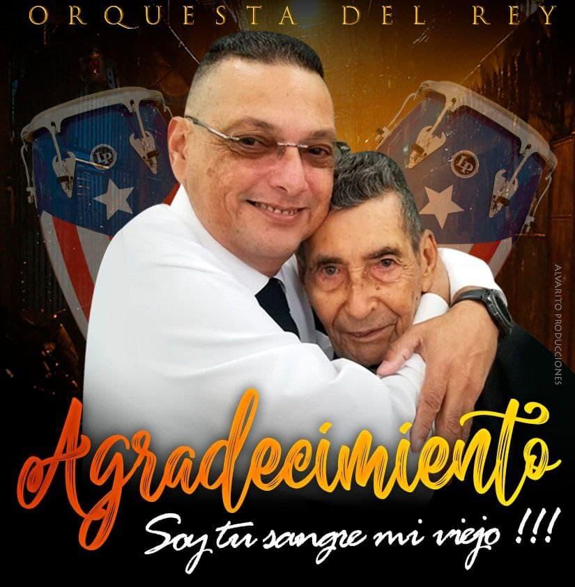 """""""AGRADECIMIENTO"""" – ORQUESTA DEL REY"""