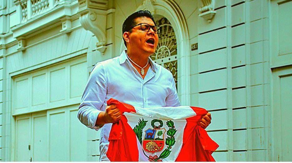 """JHONATAN TITO: """"DEBEMOS RESCATAR LA IDENTIDAD SALSERA PERUANA"""""""