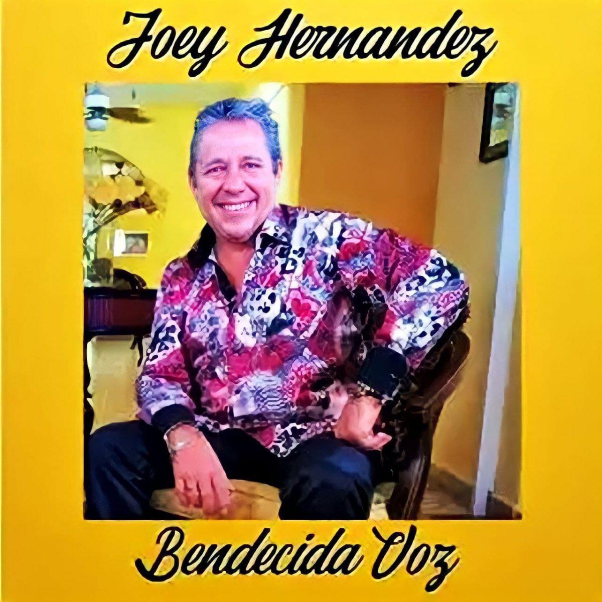 BENDECIDA VOZ (Homenaje A Ismael Miranda) Joey Hernández